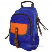 0d7d0c3f5cf6 однолямочный рюкзак The Same Direction текстиль, натуральная кожа 604626  оптом